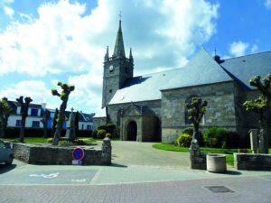 Eglise St Thuriau Crac'h